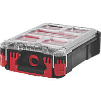 Milwaukee  Packout Compact Organiser Case 9¾ x 15""
