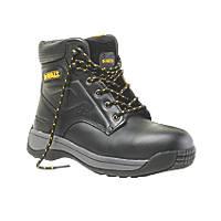 DeWalt Bolster   Safety Boots Black Size 8