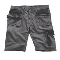 "Scruffs 3D Trade Shorts Slate 32"" W"