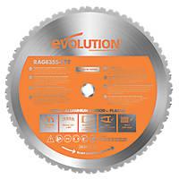 Evolution Multipurpose Saw Blade 355 x 25.4mm 36T