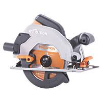 Evolution R165CCSL 1200W 165mm  Electric Circular Saw 110V