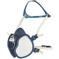 3M 4279+ Half Mask Respirator ABEK1P3