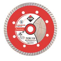 Rubi  Porcelain Diamond Tile Blade 115 x 22.2mm