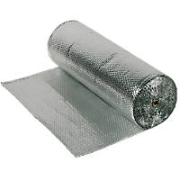 YBS Airtec Double Reflective Foil Insulation 25 x 1.5m