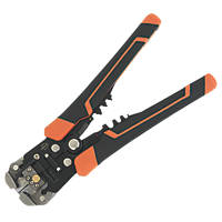 """Magnusson  Ratchet Wire Strippers 8"""" (200mm)"""