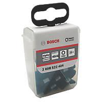 Bosch Screwdriver Bits PZ2 x 25mm 25 Pack