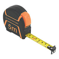 Magnusson AMS49  5m Tape Measure