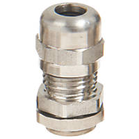 Schneider Electric 304L Stainless Steel Cable Glands  M40 2 Pack