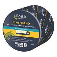 Bostik Flashband Grey 10m x 150mm