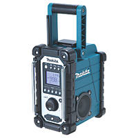 Makita DMR107 AM / FM Electric Site Radio 240V