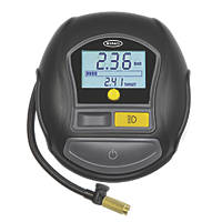 Ring RTC1000 Rapid Digital Tyre Inflator 12V
