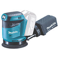 Makita DBO180Z 125mm 18V Li-Ion LXT  Cordless Random Orbital Sander - Bare