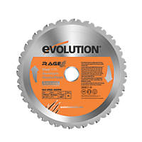 Evolution Circular Saw Blade 210 x 25.4mm 24T