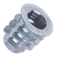 Insert Nuts Type D M6 x 13mm 50 Pack