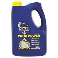 Jeyes 4-in-1 Patio Power Outdoor Hard Surface Cleaner 4Ltr