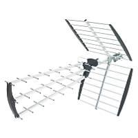 Labgear Tri-Boom Mast Digital Aerial