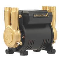 Salamander Pumps CT Force 15 PT Regenerative Twin Shower Pump 1.5bar