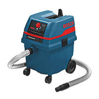 Bosch GAS25L SFC 61Ltr/sec Electric Wet & Dry Dust Extractor 110V