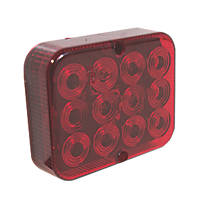 Maypole LED Rear Fog Lamp 12V