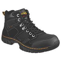Dr Martens Benham   Safety Boots Black Size 9