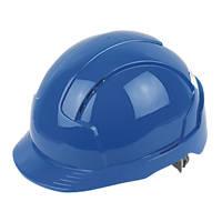 JSP EVOLite Vented Safety Helmet Blue
