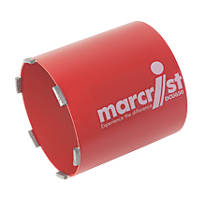 Marcrist Diamond Core Drill Bit 152mm