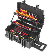 Wiha Electrician Competence XXL II Tool Set 115 Pieces