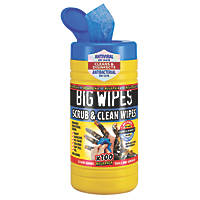Big Wipes Heavy Duty Cleaning Wipes 100 Pack