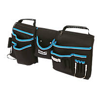Mac Allister  Tool Belt & Double Pouch 35-47""
