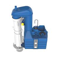 "Thomas Dudley Ltd Turbo 88 Duo-Flush Siphon 8"" 205mm"