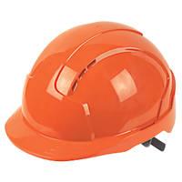 JSP EVOLite Safety Helmet Orange