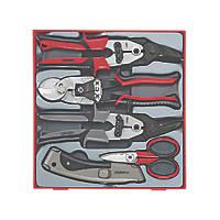 Teng Tools Cutting Tool Set 5 Pieces