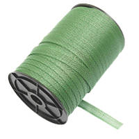 Stockshop Electric Fence Polytape Green 20mm x 200m