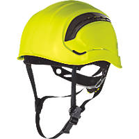 Delta Plus Granite Wind Premium Heightsafe Safety Helmet Yellow
