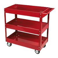 Hilka Pro-Craft 3-Tier Mechanics Service Cart 815 x 380mm