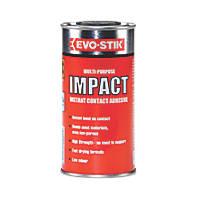 Evo-Stik Impact Adhesive Light Amber 500ml
