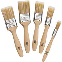 Harris Trade Fine-Tip Brush Set 5 Pieces