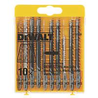 Dewalt Wood Jigsaw Blade Set 10 Pieces