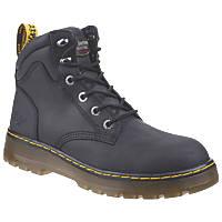 Dr Martens Brace   Safety Boots Black Size 8