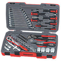 "Teng Tools ½"" Drive Socket & Tool Set 68 Pieces"