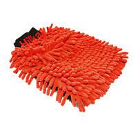 Hilka Pro-Craft Polyester & Nylon 2-in-1 Noodle Wash Mitt