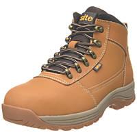 Site Amethyst   Safety Boots Sundance Size 7