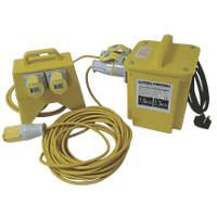 Carroll and Meynell Transformers 110V Site Distribution Kit 3kVA