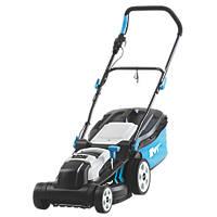 Mac Allister MLMP1300 1300W 35cm Electric Rotary Lawn Mower 220-240V