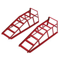 Hilka Pro-Craft 2 Tonne Car Ramps 2 Pack
