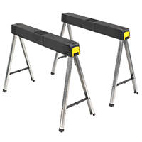 Stanley Fold-Up Saw Horse Pair