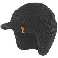 Scruffs T50986 Peaked Hat Black