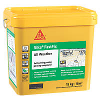 Sika FastFix Jointing Compound Charcoal 15kg