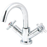 Seaford Basin Mono Mixer Tap with Pop-Up Waste