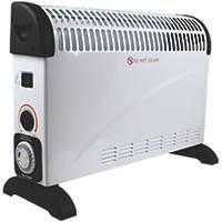Manrose HCONHT Freestanding Convector Heater 2000W